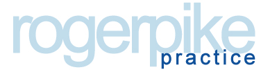 The Roger Pike Practice logo